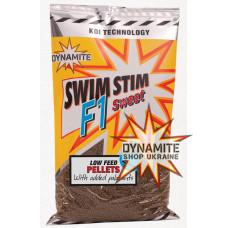 Пелетс кормовий Dynamite Baits Swim Stim F1 8mm 900g - DY1406