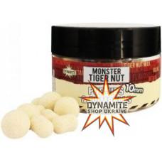 Бойли Dynamite BaitsWhite Fluro Pop Ups & Dumbells - Monster Tiger Nut (Тигровий горіх)  - 10mm - DY326