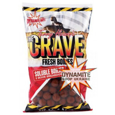 Бойли тонучі DYNAMITE BAITS The Crave - 12mm Boilie 1kg - DY900