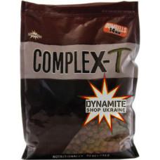 Дамбелси тонучі DYNAMITE BAITS CompleX-T Dumbell 14mm 1kg - DY1085