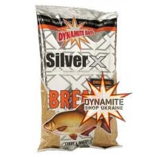 Прикормка DYNAMITE BAITS Silver X Bream - Original 1kg - SX510