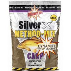 Прикормка DYNAMITE BAITS Silver X Method-Mix 2Kg - SX532