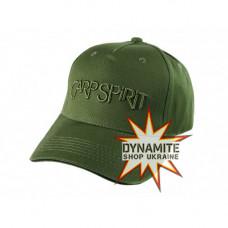 Кепка Carp Spirit BASEBALL 3D LOGO GREEN