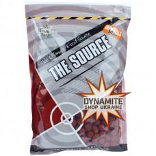 Тонучі бойли Dynamite Baits Source 14mm Dumbells S/L - DY060