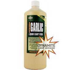 Рідкий ліквід Dynamite Baits Garlic Premium Liquid Carp Food 1L - DY334